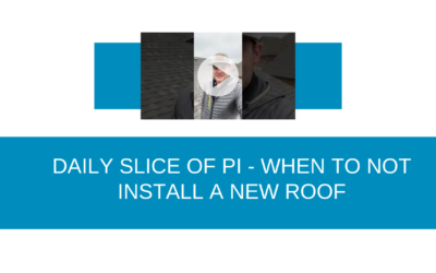 When to Not Install a New Roof